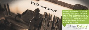 leadership storytelling