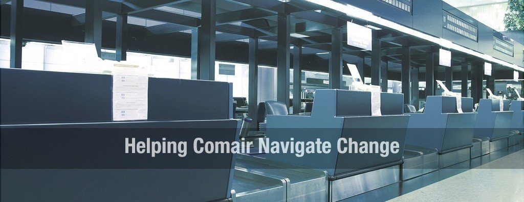 comair organizational change