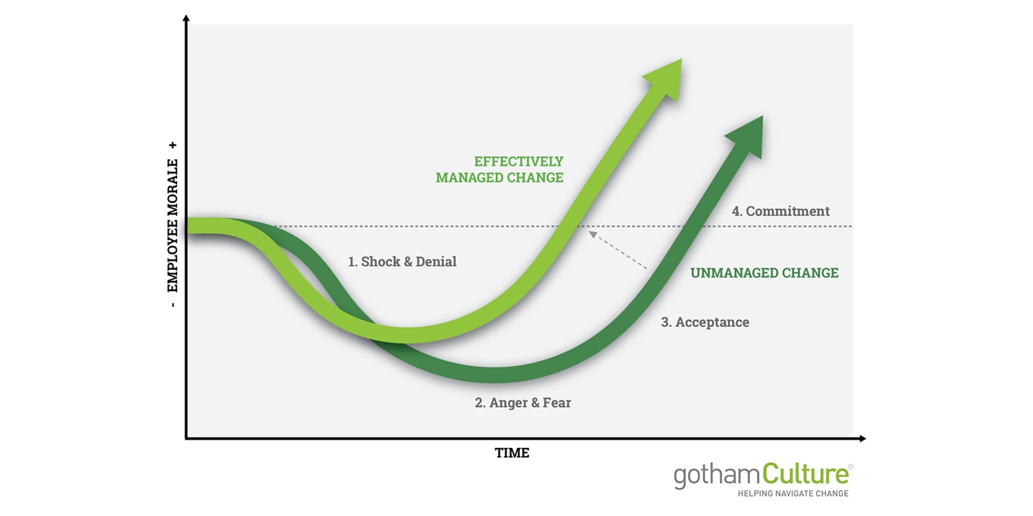 culture change management curve