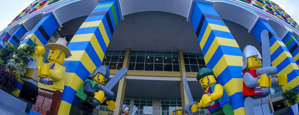customer engagement legoland